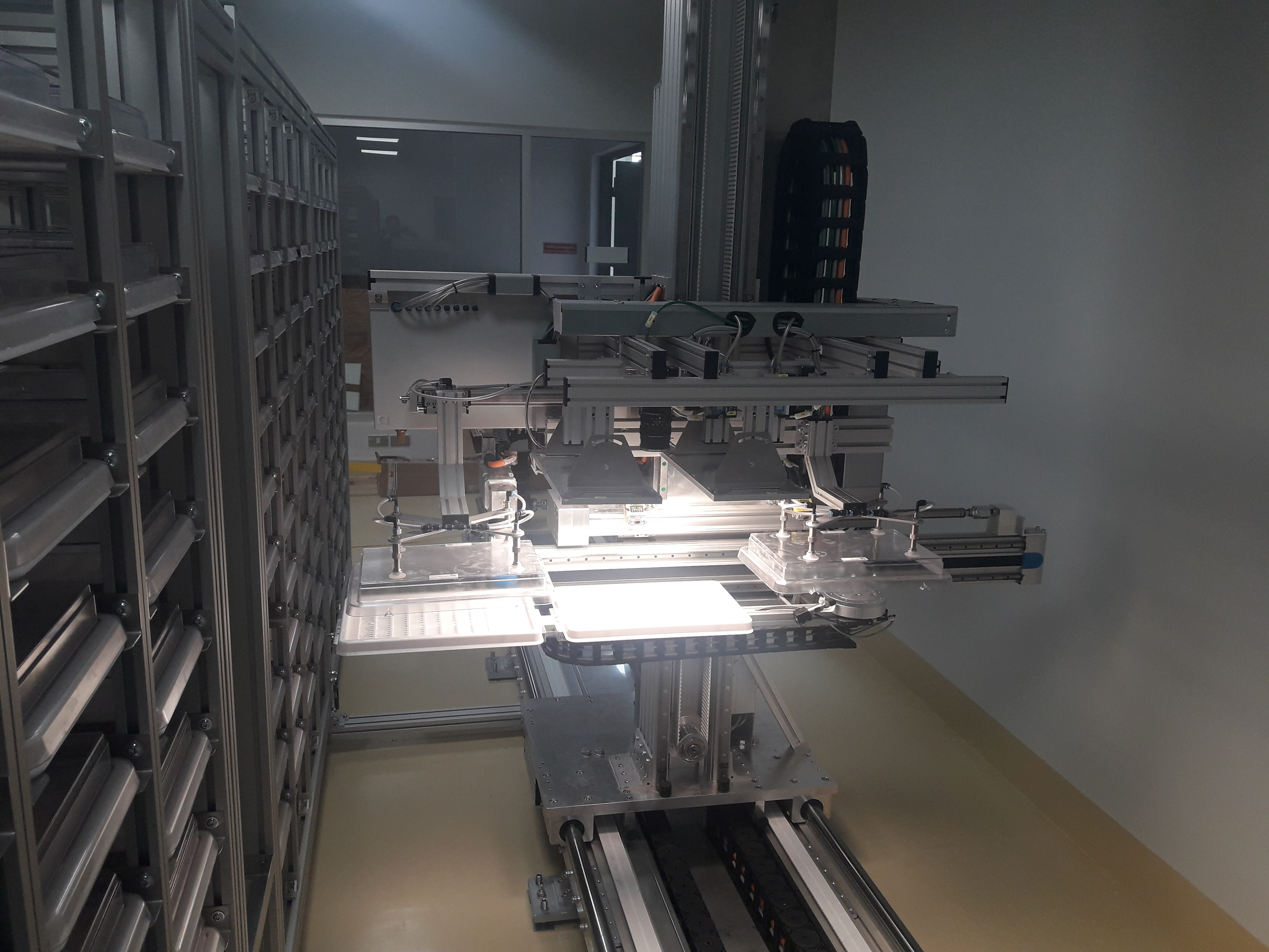 Germination Scanalyzer Imaging Unit