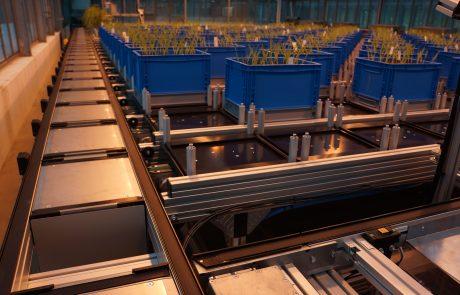 Conveyor Scanalyzer