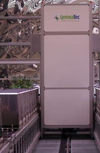 Growscreen Rhizo movable imaging cabinet