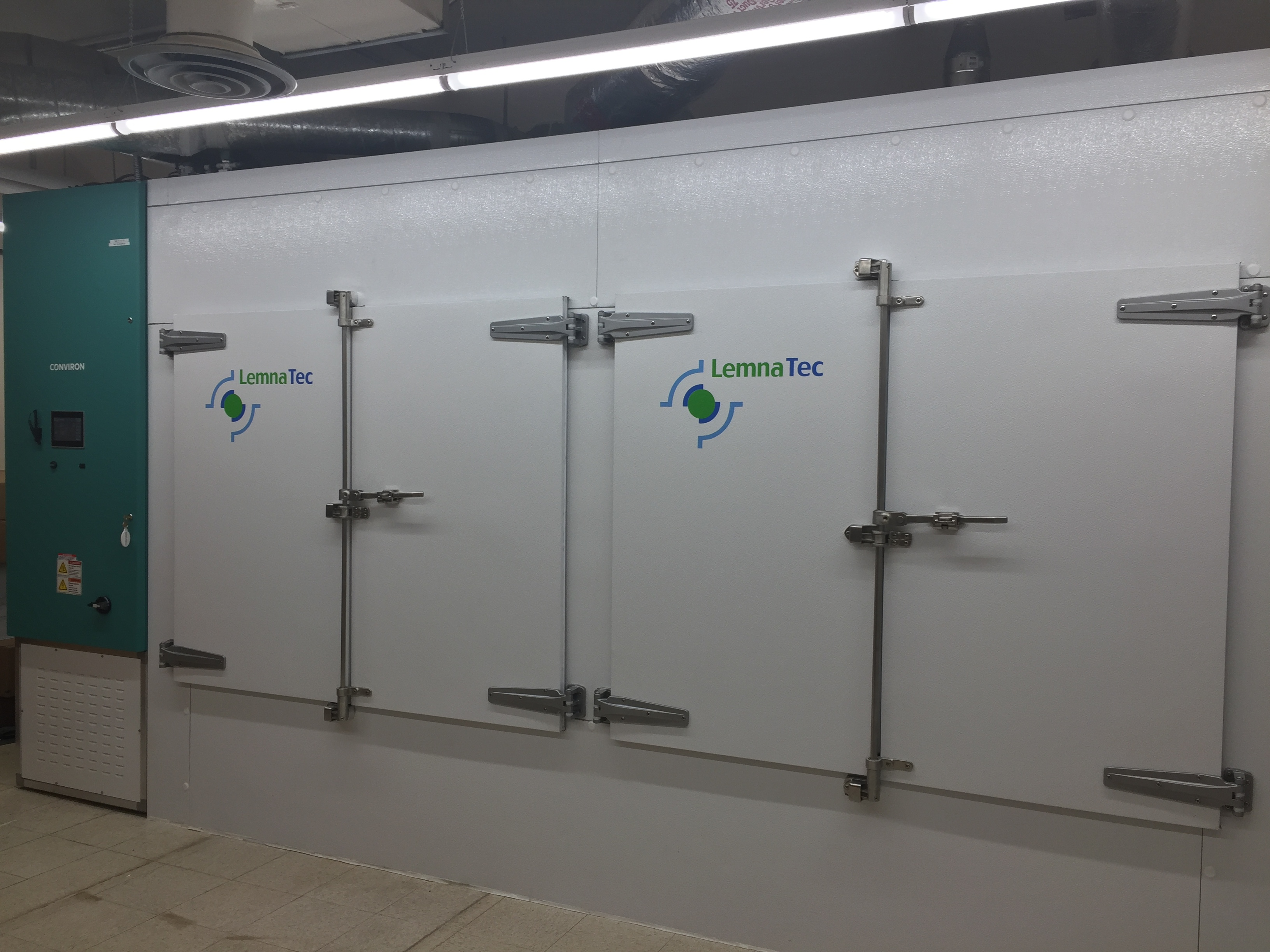 PhenoCenter integrated in Climate Cabinet