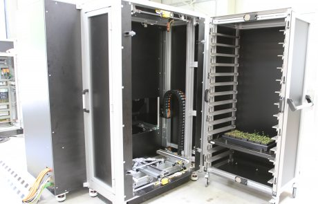 Trolley at PhenoCenter