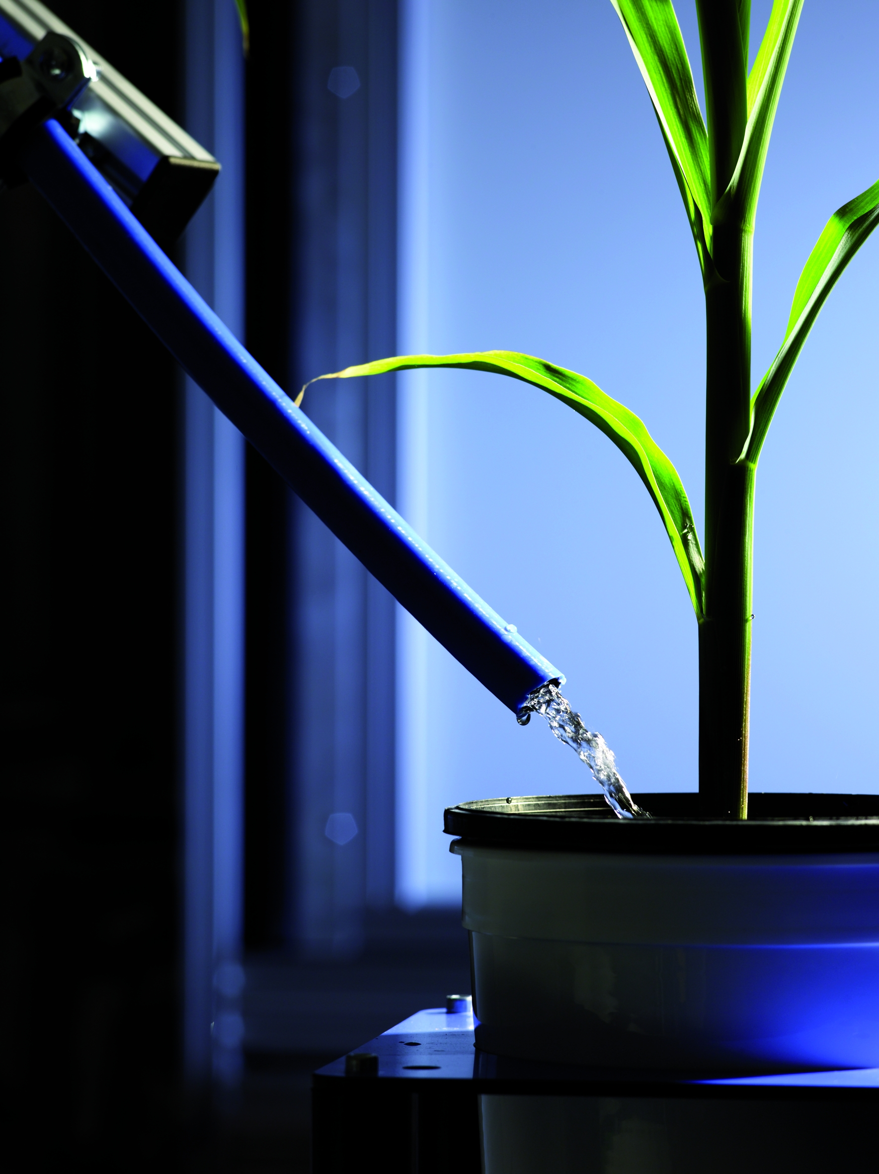 LemnaTec precision watering